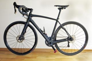 Neues Spielzeug<br>Da schönste, leichteste, schnellste - und leider auch teuerste Rad, das ich jemals hatte. Bisher :-)