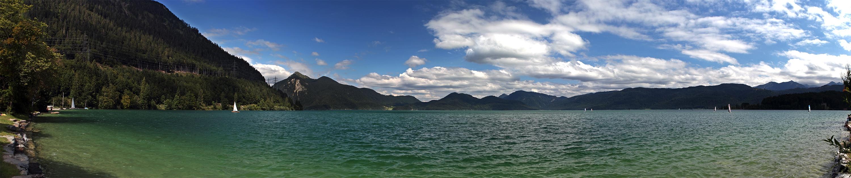 Der Walchensee<br>Meiner Meinung nach wirklich der Schönste der bisher hier von mir besuchten Seen