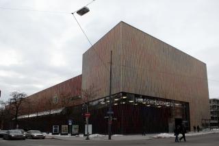 Museum Brandhorst<br>Aktuell gibt's ne Fotoausstellung zu sehen