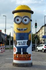Feine Werbung<br>Die Kampagne für den Film ist erstaunlich kreativ