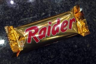 Twix heißt jetzt Raider, oder so