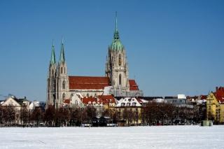 Sankt Paul<br>Wunderschön im Winterwetter