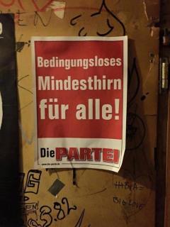 Mindesthirn für alle!<br>Endlich mal eine vernünftige politische Forderung! :-)