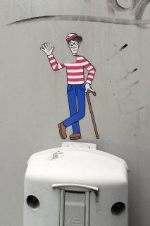Waldo?<br>Gefunden!
