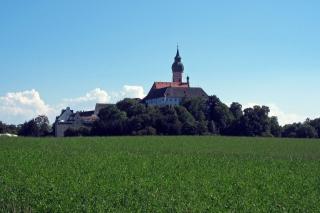 Der heilige Berg<br>Natürlich mit dem berühmten Kloster.