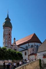 Kloster Andechs<br>Ich war nur kurz dort - zu viele Touristen. Außerdem war ich ja auf großer Tour und hatte sowieso nicht viel Zeit.