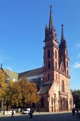 Das Münster<br>Ich habe definitiv schon hässlichere Kirchen gesehen.
