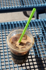 Genusstag<br>...dann einen Eiscafé hinterher...