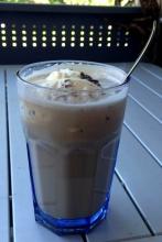 Innere Abkühlung 1<br>Eiskaffee. Selbstgemacht.