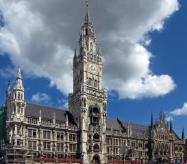 Das Rathaus<br>Hat jeder schon gesehen, dennoch muss man hin. Und schön ist es ja nun wirklich