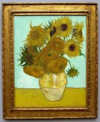 Van Gogh<br>Das ein oder andere Bild in der Pinakothek der Moderne kannte ich immerhin.