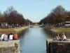 Der Kanal, andere Richtung