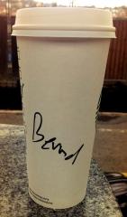 Bernd<br>Können sie in Stuttgart korrekt schreiben