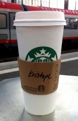 Kristoph<br>In München dagegen hat man es mit Namen nicht so.