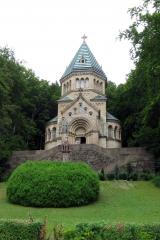 Die Votivkapelle<br>Für den König-Kult: Eine Kapelle am offiziellen Todesort.